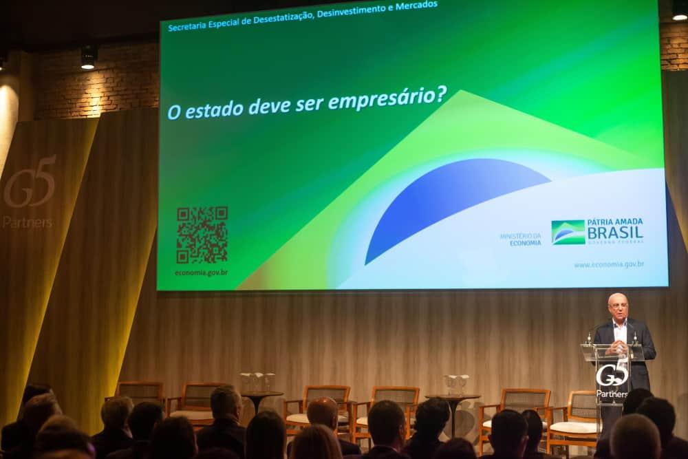 """evento""""Brasil 2022 – O Redesenho do Papel do Estado"""""""