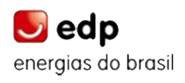 Logo da EDP Energias do Brasil