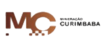 Logo da MC - Mineração Curimbaba