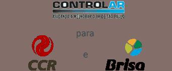 Controlar para CCR e Brisa